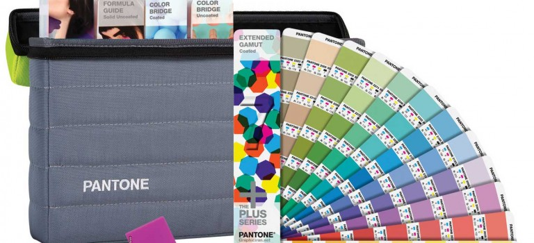 Pantone Essentials Color Extended 2015
