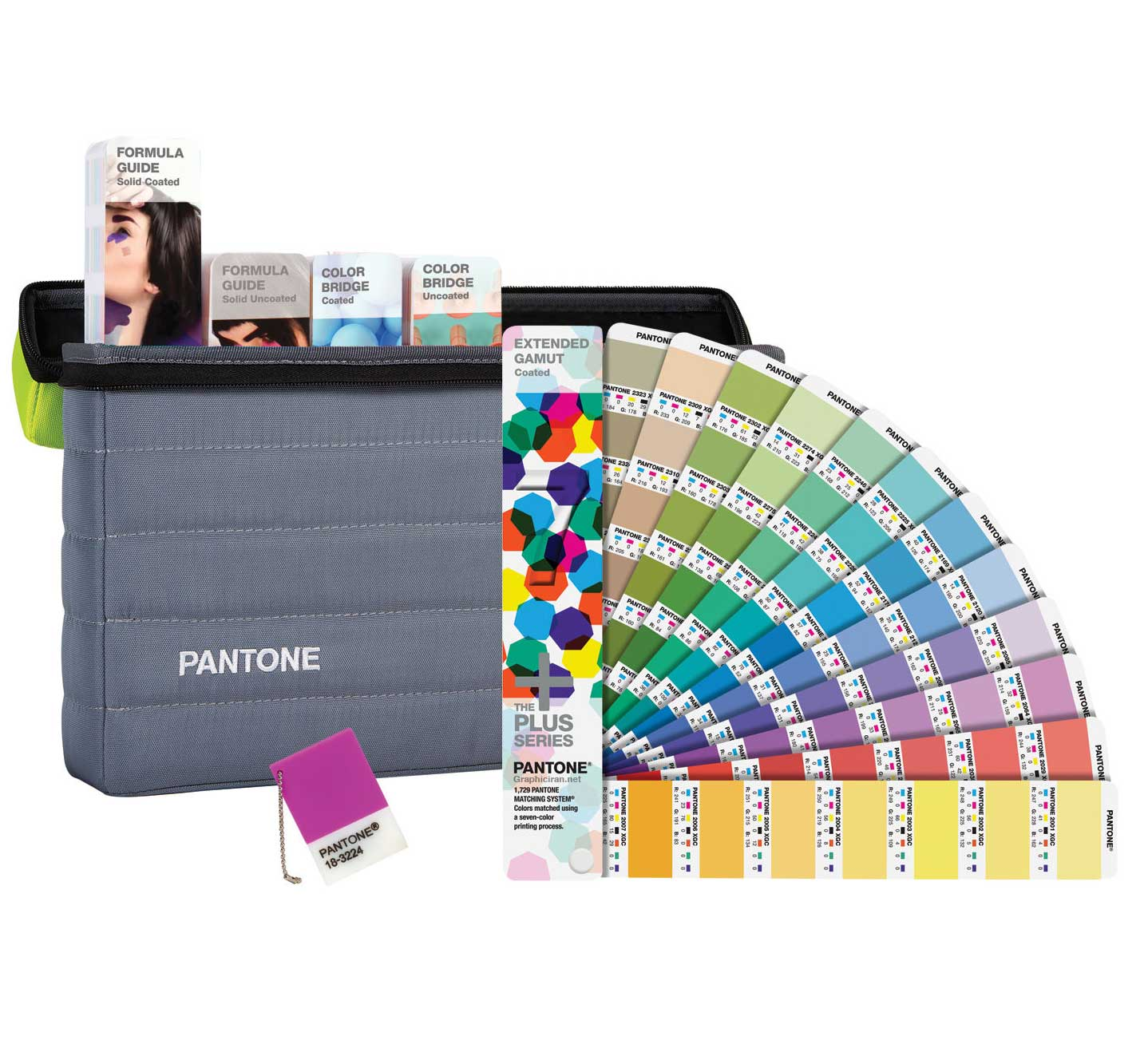 Pantone Essentials Color Extended 2015-009S